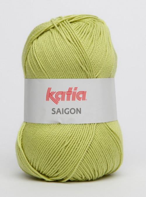Katia Saigon 13 Lime Groen