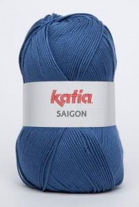 Katia Saigon 32 jeansblauw