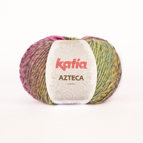 Katia Azteca alle kleuren