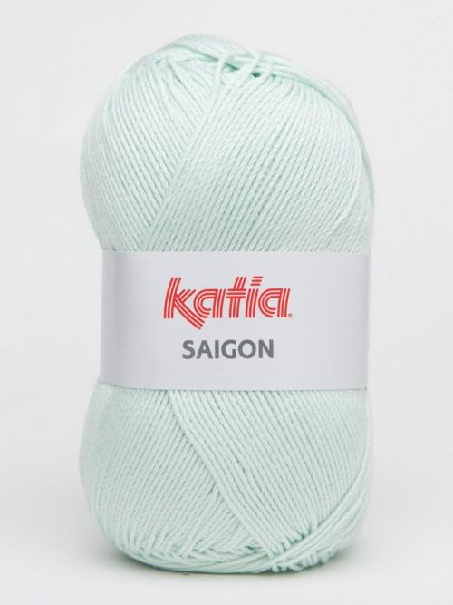 Katia Saigon 6 lichtblauw