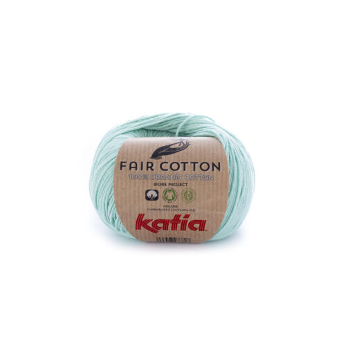 Katia Fair Cotton alle kleuren