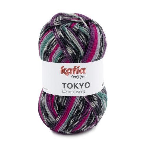 Katia Tokyo Socks alle kleuren